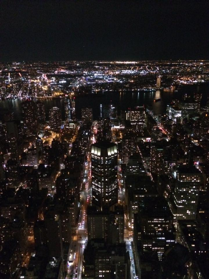 view from empire state 2