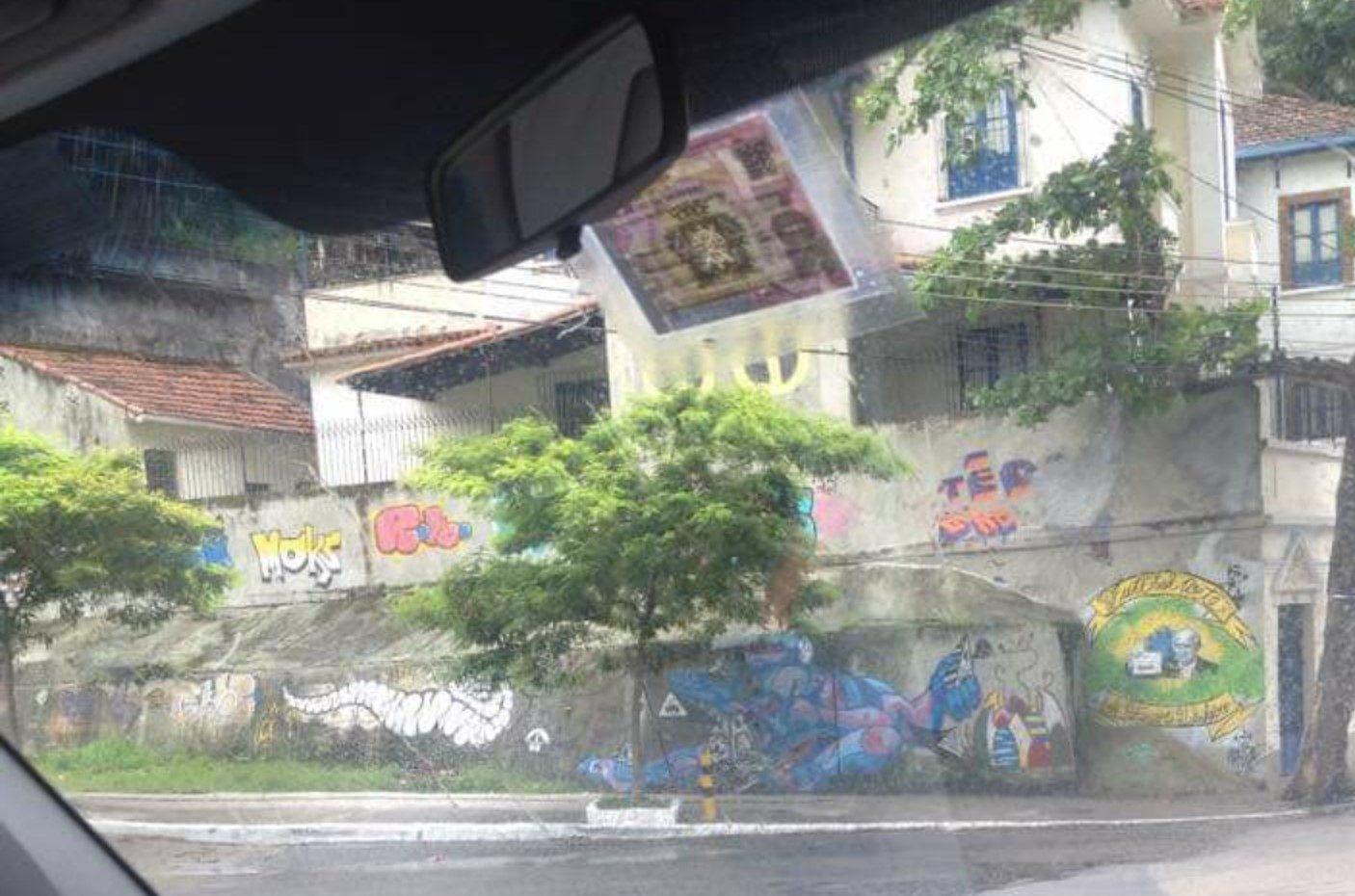 graffiti art brazil