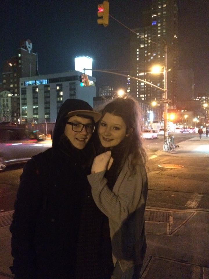 me and josh new york
