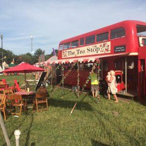 glastonbury festival food stop