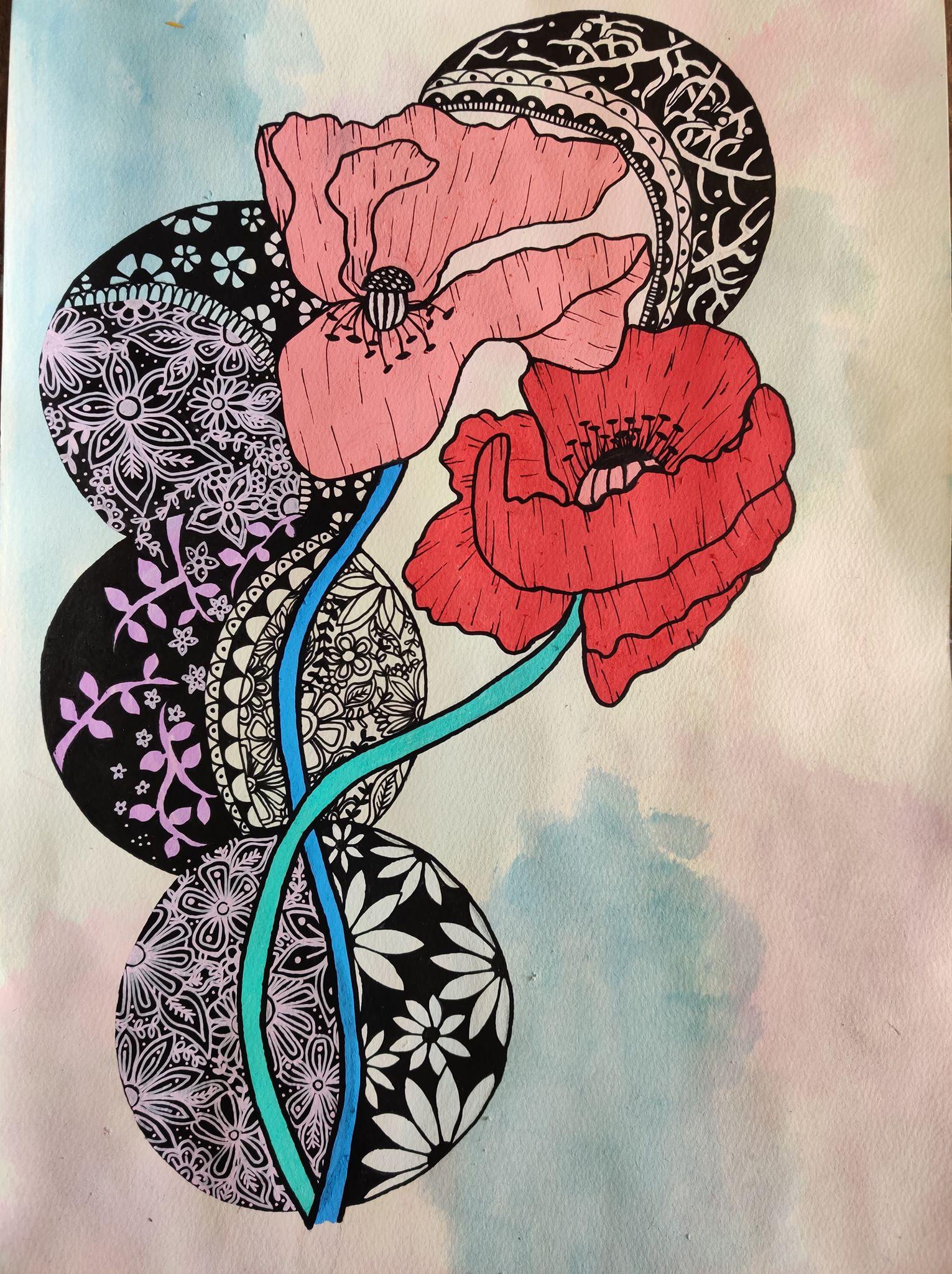 UK Artist Abbie Rose Nicholls
