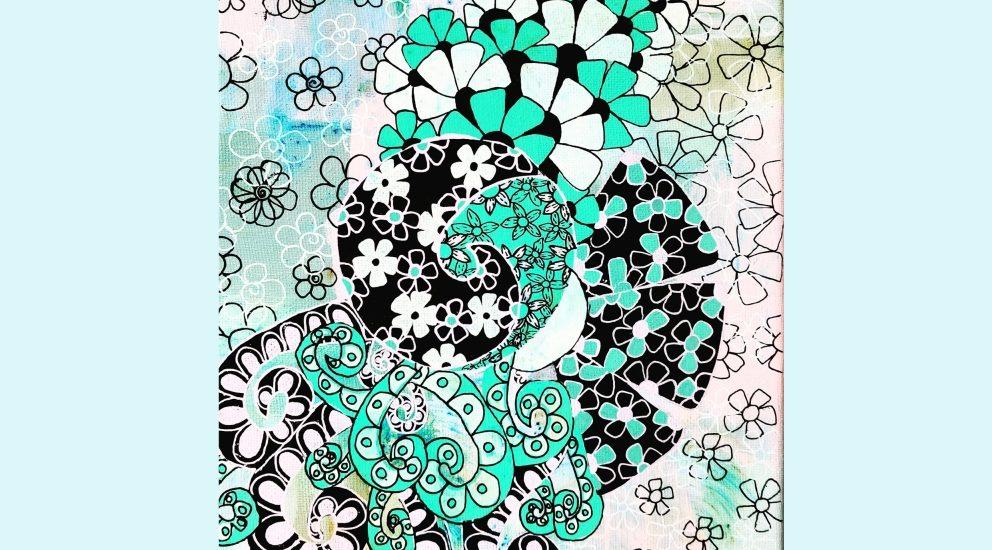 pastel artwork