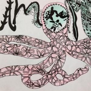 octopus human