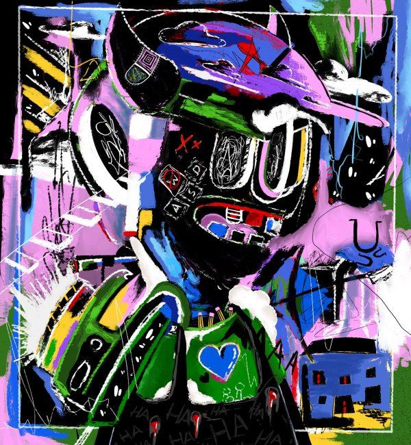 Digital Painting Character Art
